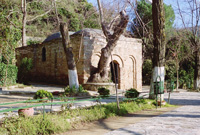 The House of Virgin Mary - Ephesus